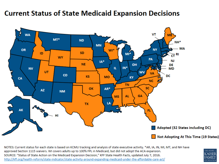 current-status-of-the-medicaid-expansion-decisions-healthreform4